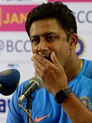 BCCI Unhappy With Anil Kumble, Say Sources, Seeks CVs For Head Coach