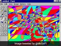 Microsoft May Kill Iconic 'Paint' Software, Internet On Nostalgia Trip