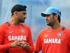 Dhoni Gets 'Privileges' That We Don't, Says Harbhajan Singh