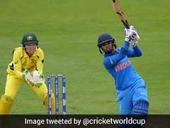 WWC Semis Live: Harmanpreet Fifty Leads India's Charge vs Australia
