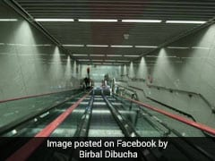 31 Stories Down: China's Deepest Metro Station To Open By End Of Year