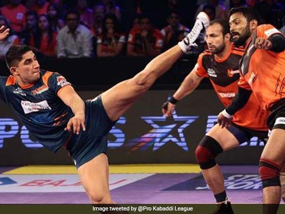 Pro Kabaddi: At Rs 93 Lakh, Tomar Becomes Highest Paid Player