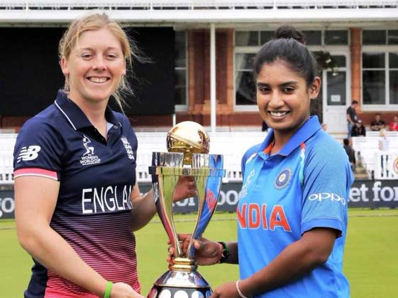 Women's World Cup, Live Score: India Seek To Make History In Women's World Cup