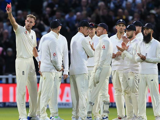 Broad Tops Ian Botham as England Rout West Indies
