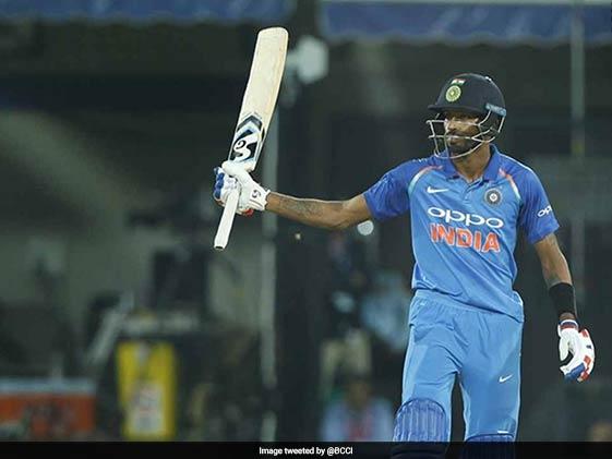 3rd ODI: Pandya, Rohit Power India To Series Win vs Australia