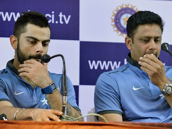 'Kumble Scolded Players Like Children', Say Sources on Fallout With Virat