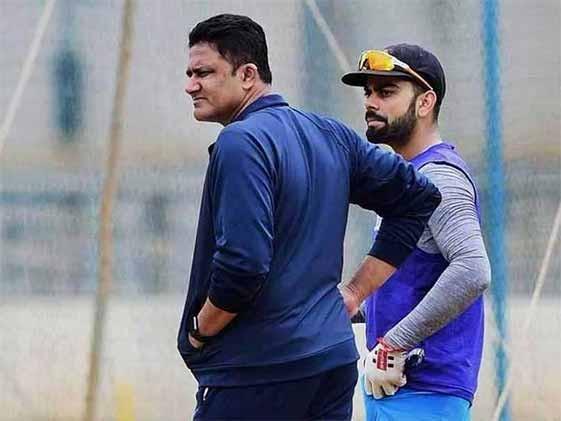 I Have Said What I Wanted To, Nothing More To Say: Kumble
