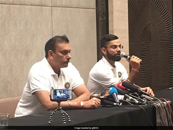 Dhawan Or Mukund Should Treat Situation As Opportunity: Kohli