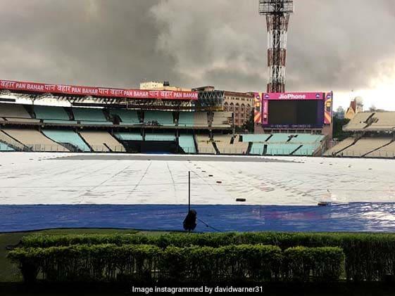 2nd ODI: Rain Threat Forces India, Australia To Skip Training