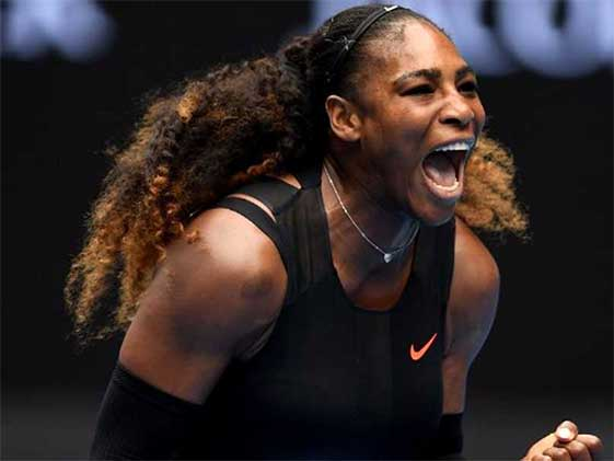 Serena Aims For 'Outrageous' Australian Open Comeback