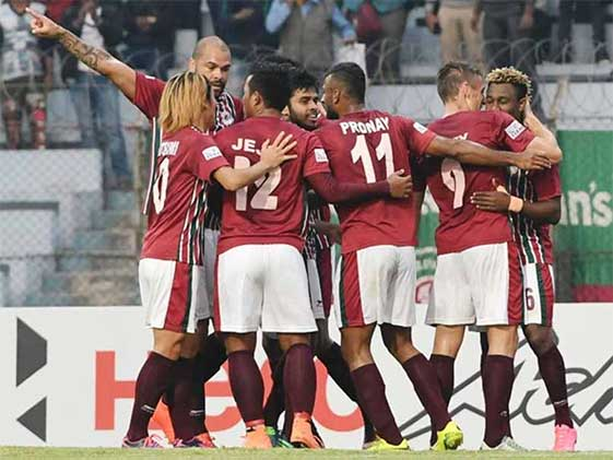 Mohun Bagan, East Bengal Join Forces Against AIFF