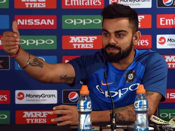 Kohli's Remarks After Crushing Loss Resonate Across Pakistan