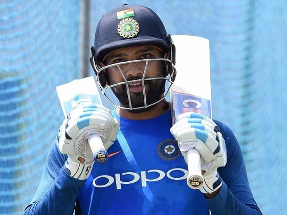 Looking Forward To Play Role Of Vice-Captain, Says Rohit Sharma
