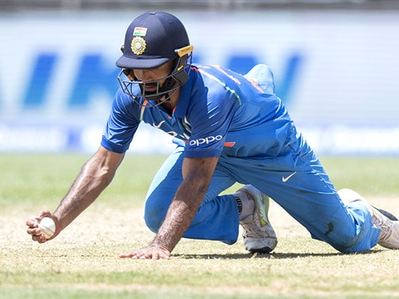 Karthik Blames Dropped Catches For India's Loss To West Indies
