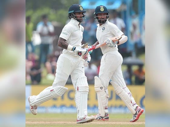 India Vs Sri Lanka: Dhawan, Pujara Power India To 399/3 On Day 1