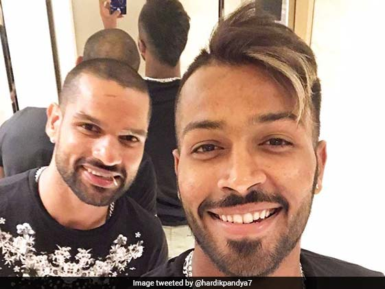Pandya, Dhawan And Their 'Bromance' Ahead Of SL Series