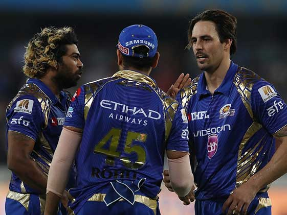 IPL Final: Rohit, Johnson Planned Smith's Dismissal