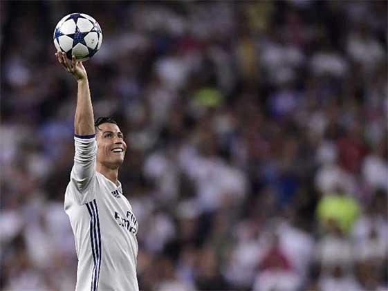 I'm Staying at Real Madrid, Says Cristiano Ronaldo