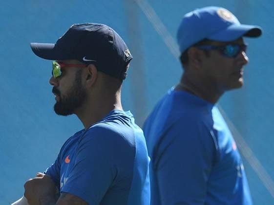 Kohli Deletes Tweet Welcoming Kumble As Team India Coach