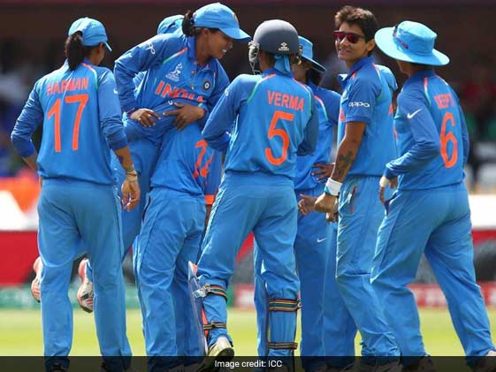 Women's World Cup Final: Wish Team India Best Of Luck