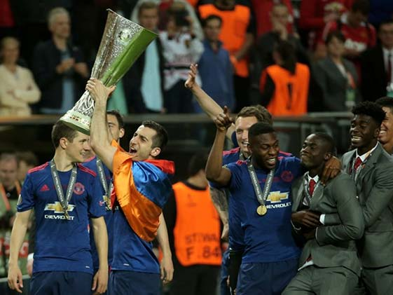 Pogba Sends Grieving Manchester United To Europa League Triumph