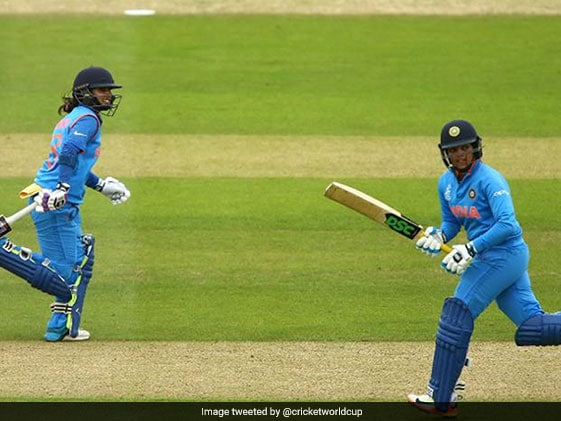Watch: Mithali Raj, Veda Krishnamurthy Try Out Their Dancing Skills