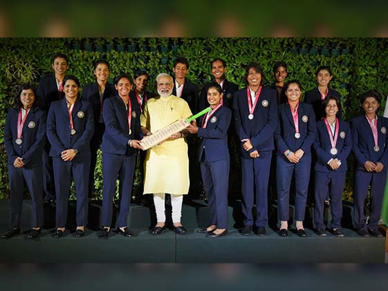 What PM Narendra Modi Told The Women's Cricket Team