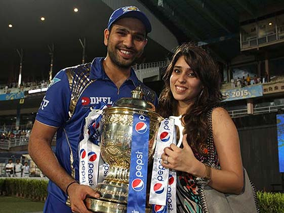 Rohit Went Through 'The Hardest Six Months Of His Life', Reveals Wife