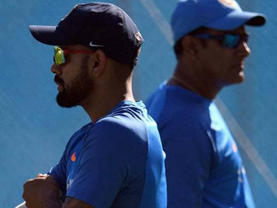 In Kohli-Kumble Row, BCCI Peacemakers Fly To England: Report