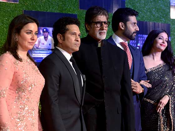 From Bachchan To Kapil Dev - All Hail