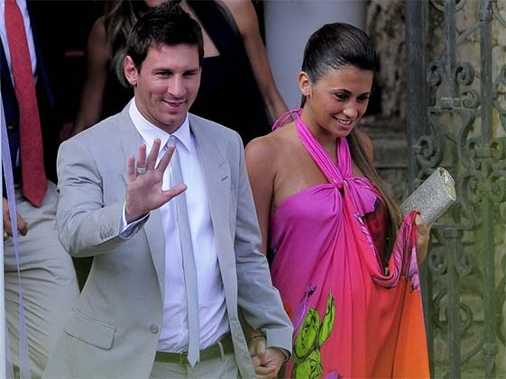 Lionel Messi's Gritty Hometown Braces For A Glam Wedding