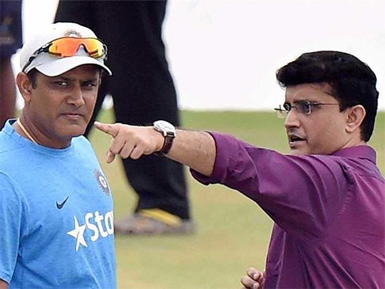 Sourav Ganguly Opens Up On Anil Kumble-Virat Kohli Rift