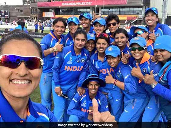 Women's WC: Confident India Eager To Continue Winning Run Against WI