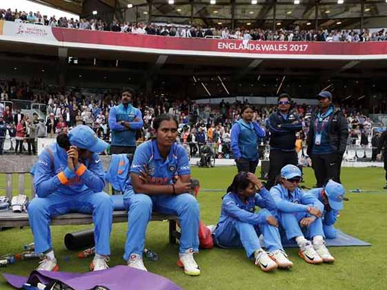 'We Panicked', Says Mithali Raj After Heartbreak In World Cup Final