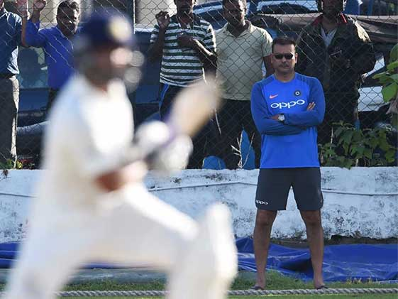 Shastri On Mission To Keep Kohli's Men On Top Of The World