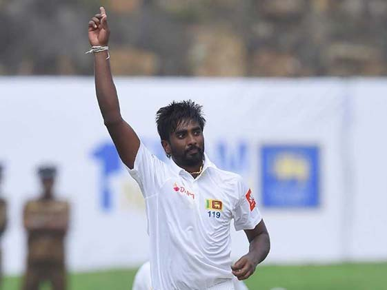 Nuwan Pradeep Over The Moon After Taking Virat Kohli's Wicket