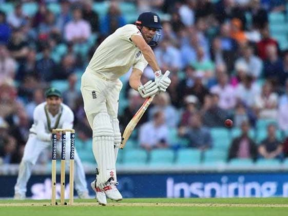 3rd Test: Alastair Cook Defies South Africa On Rain-Hit First Day