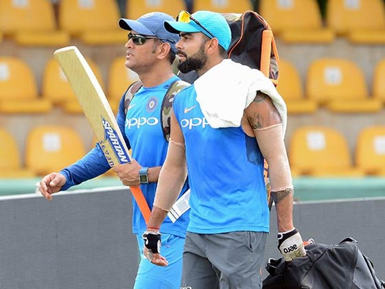 Long Streak Of Matches Will Help Dhoni Find Momentum: Kohli