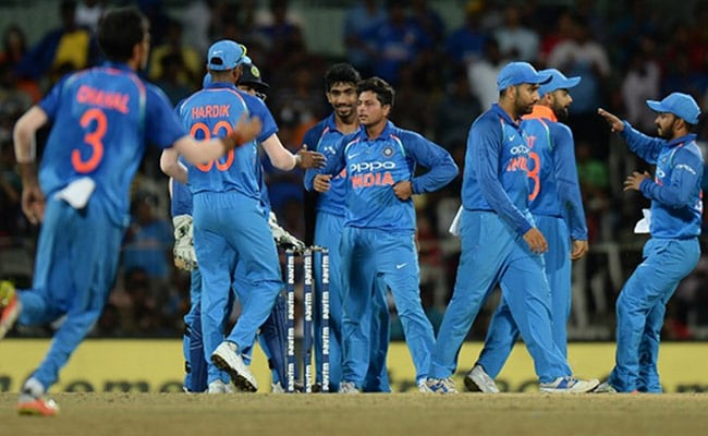 Kuldeep Yadav's Hat-Trick Helps India Canter To 50-Run Win vs Australia