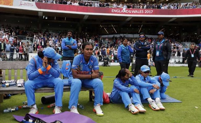 'We Panicked,' Says Mithali Raj After Heartbreak In World Cup Final