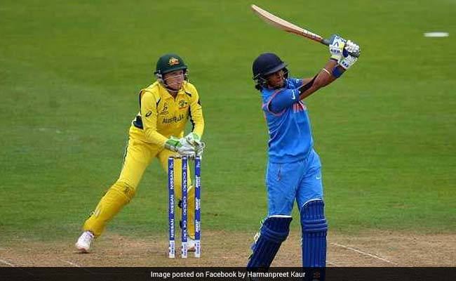 WWC Semis Live: Australia Lose Mooney, Lanning Early In Chase vs India