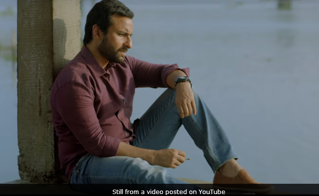 If Chef Flops, Saif Ali Khan Will Have To Review What's Wrong With Career