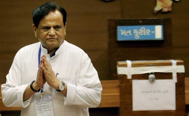 10-Point Guide To Ahmed Patel's Close Shave In Gujarat