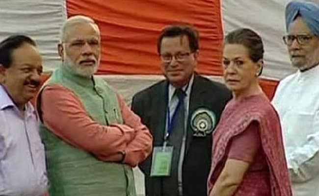 BJP's Jibe At Sonia Gandhi After Her Letter To PM Modi