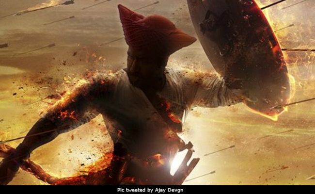 'No Baahubali, Only Taanaji': Twitter On Ajay Devgn's Film