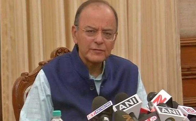 No excuse for firms not to be ready for India's GST - Jaitley