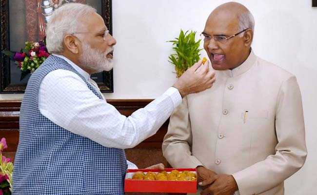 Great Responsibility, Says Ram Nath Kovind, Next President: 10 Points