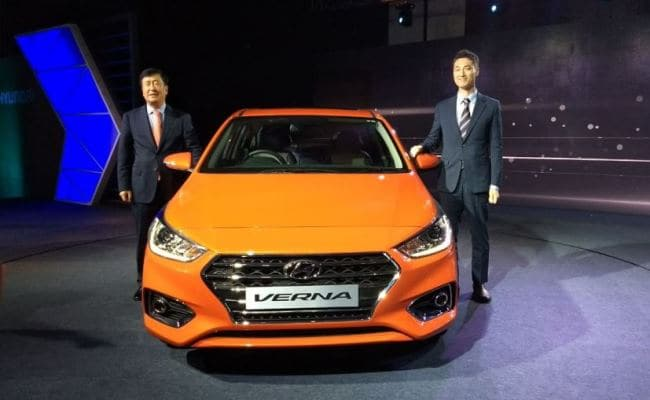 2017 Hyundai Verna Launched In India. Price And Other Details Here
