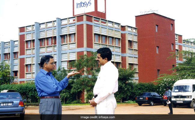 Infosys Founders Plot Board Coup, Want Nandan Nilekani As Chief: Report