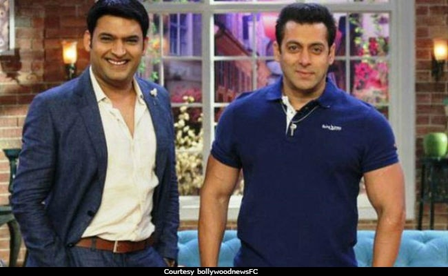 Kapil Sharma's Show Gets More Time, Thanks To Salman Khan (Sort Of)